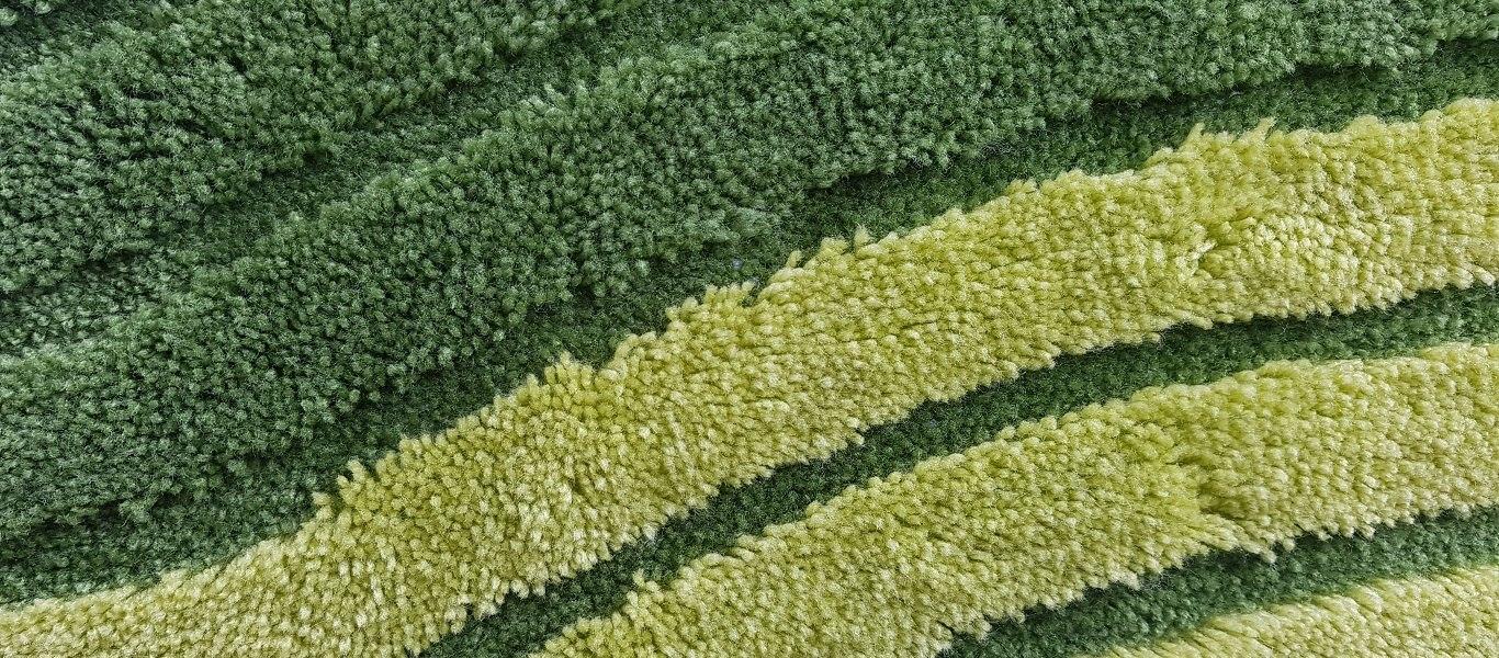komplet dywaników łazienkowych Fala